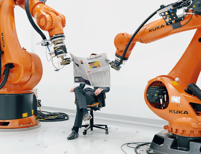 Gamybos procesų automatizavimo sprendimai