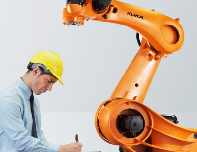 Kaip neapsirikti isigyjant naudotą pramoninį robotą?